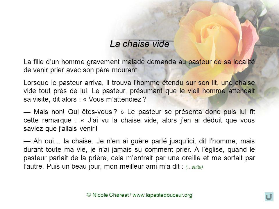 © Nicole Charest / www.lapetitedouceur.org Car la vie et la mort sont un, comme le fleuve et l'océan. Khalil Gibran