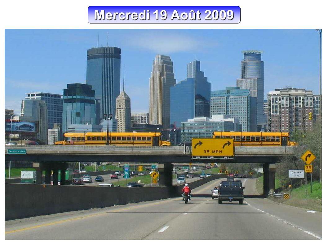 Mercredi 19 Août 2009