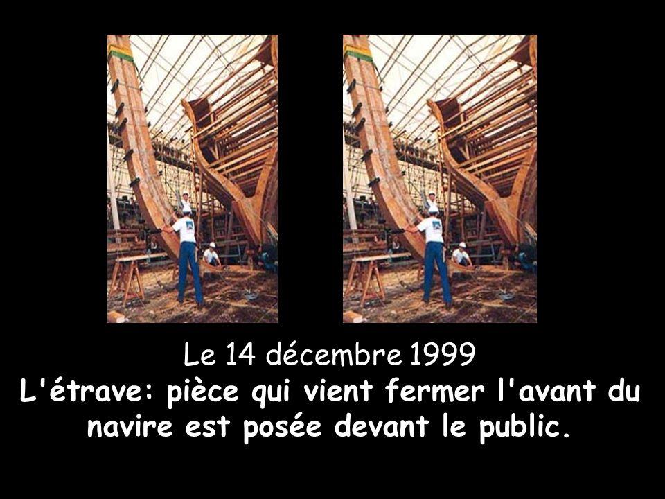 Le 2 janvier 1998 Trente couples sont déjà installés.