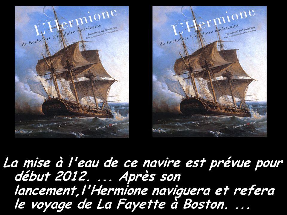 Chaloupe de l Hermione