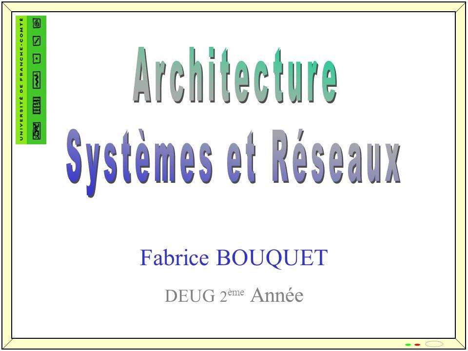 Fabrice BOUQUET DEUG 2 ème Année