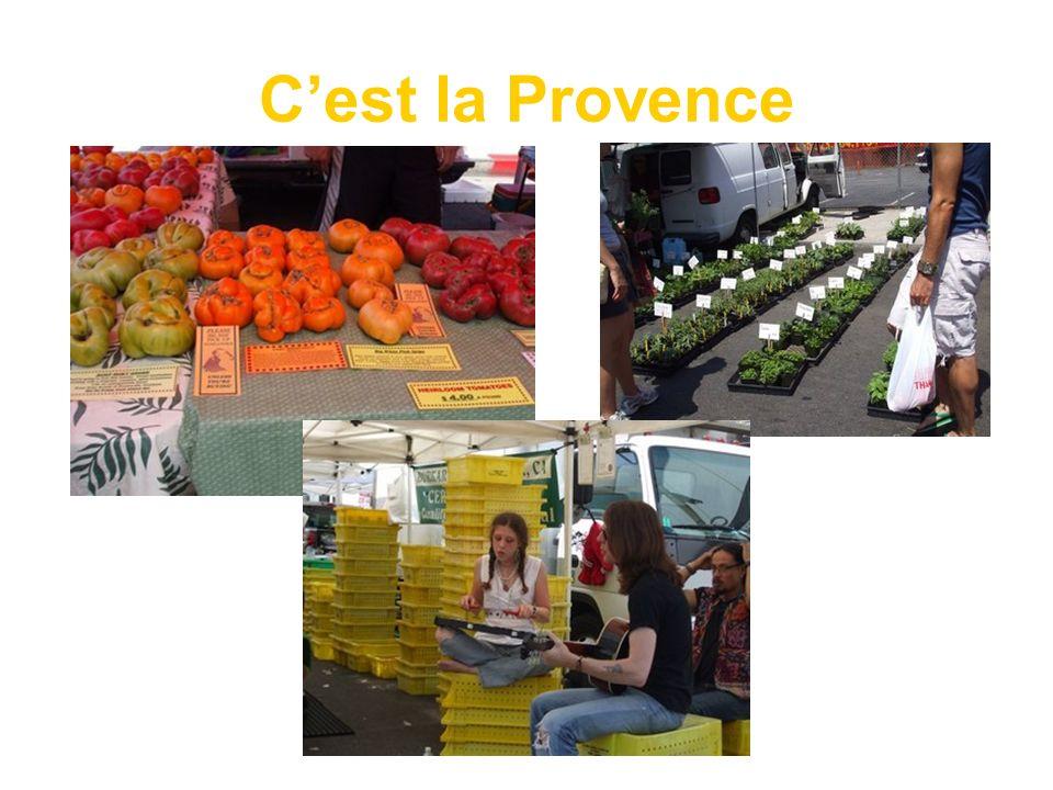 Cest la Provence