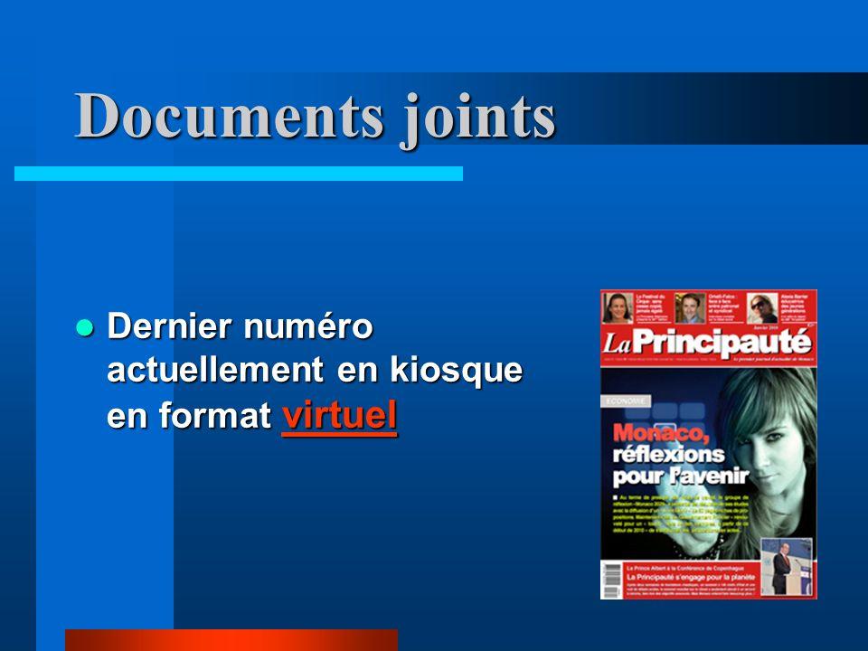 Documents joints Dernier numéro actuellement en kiosque en format virtuel Dernier numéro actuellement en kiosque en format virtuelvirtuel