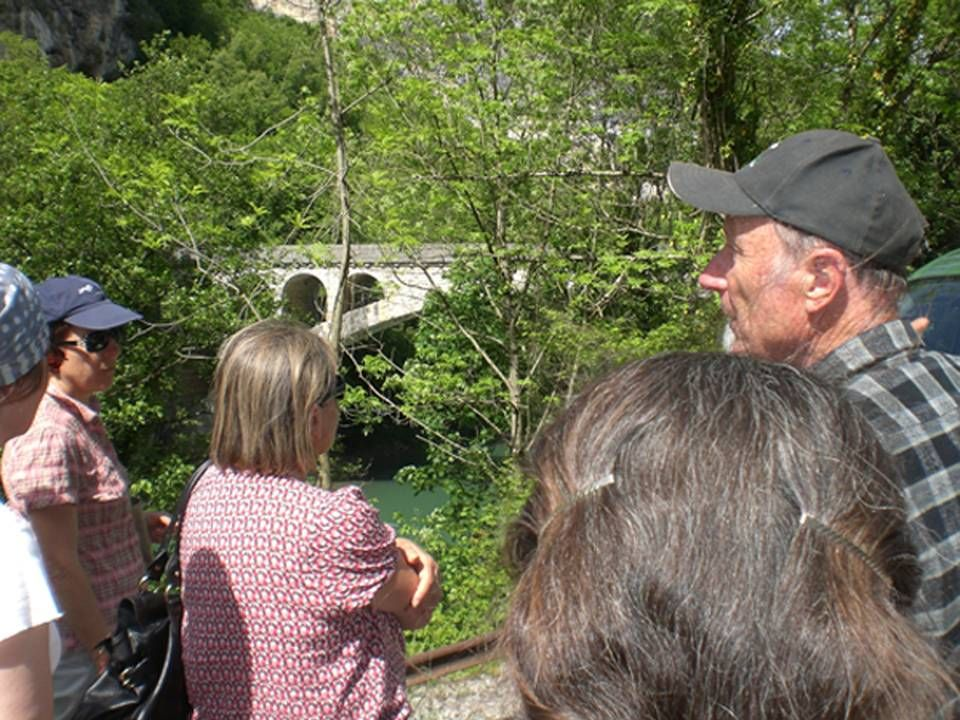 Haut-Rhône de la Chautagne aux chutes de VirigninHaut-Rhône de la Chautagne aux chutes de Virignin, Marais de Lagneux / Chaîne du mont Tournier et gorges de la Balme