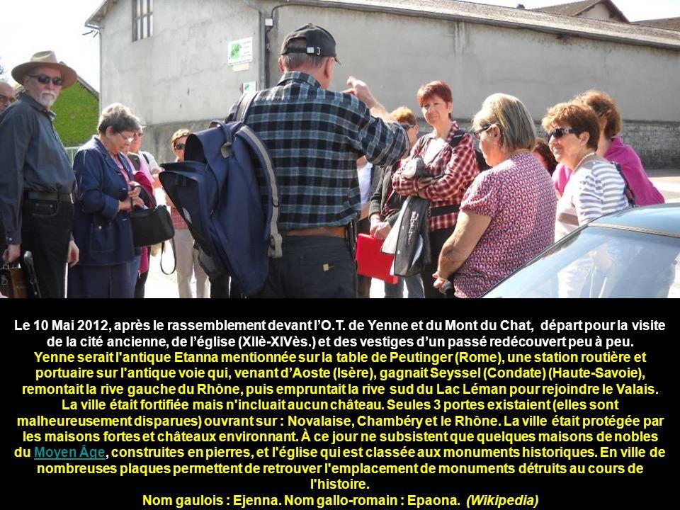 Le 10 Mai 2012, après le rassemblement devant lO.T.