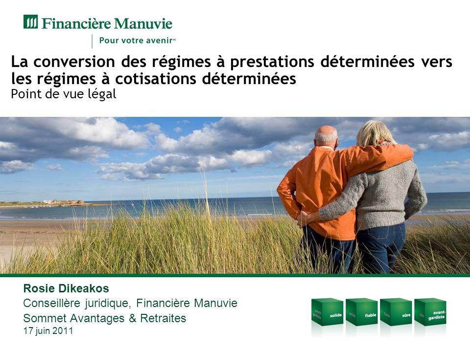 Aspects règlementaires de la conversion PD à CD