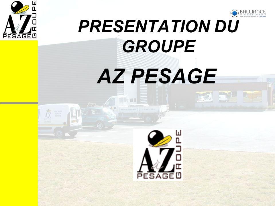 LOCATION Le groupe A à Z PESAGE est leader sur le marché de la location de balances peseuses-compteuses pour les utilisations ponctuelles et également pour les inventaires physiques de pièces détachées.