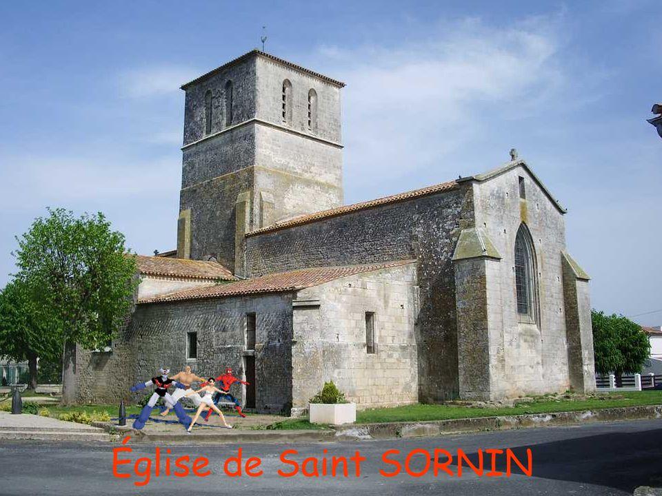 Île de Ré : Les Portes en Ré 15h15