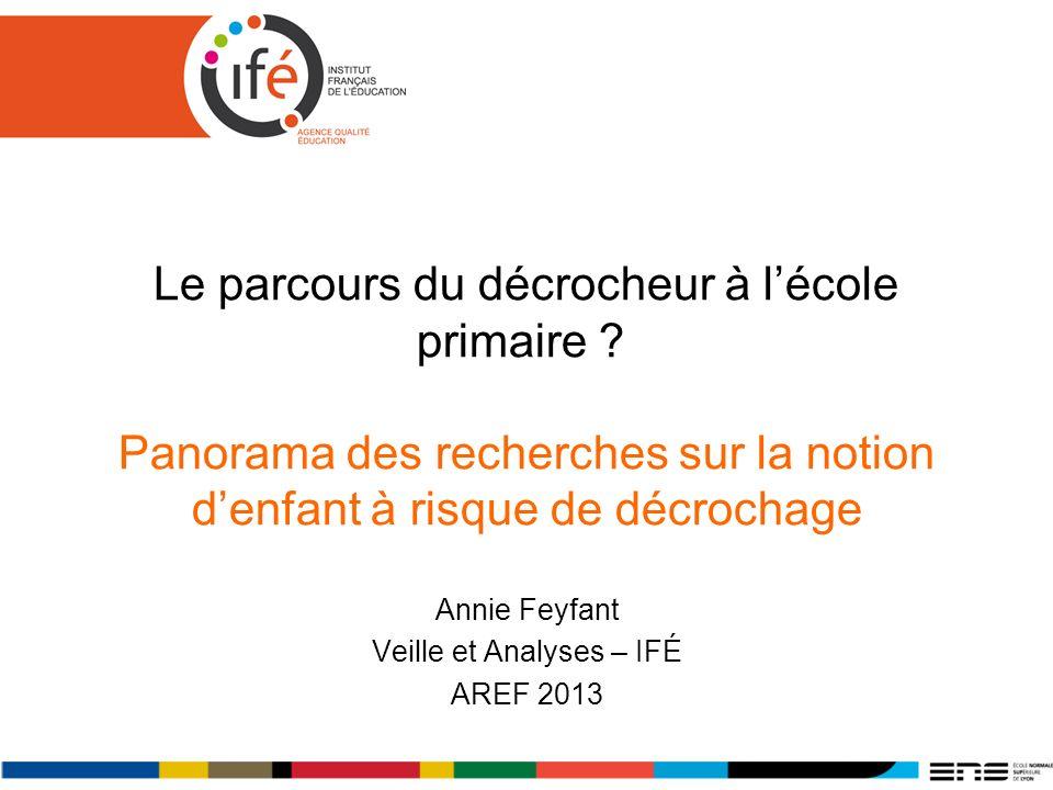 http://eduveille.hypotheses.orghttp://eduveille.hypotheses.org/ http://ife.ens-lyon.fr/vst/ annie.feyfant@ens-lyon.fr Feyfant Annie (2012).