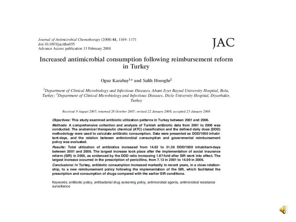 Meta-analysis of aORs.Rottier W C et al. J. Antimicrob.