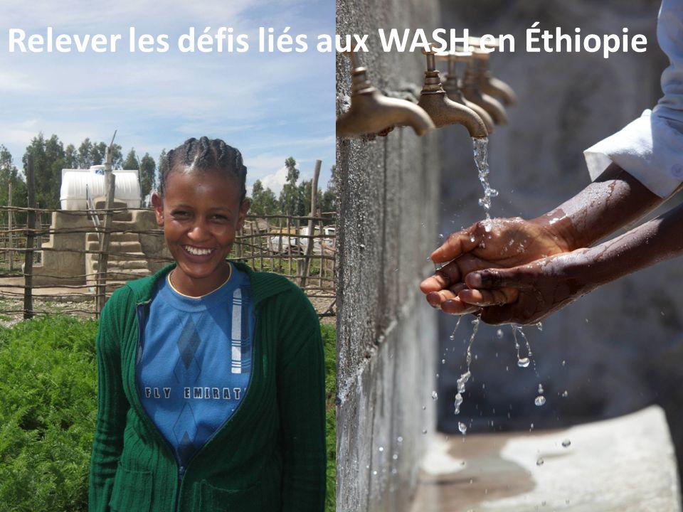 Relever les défis liés aux WASH en Éthiopie