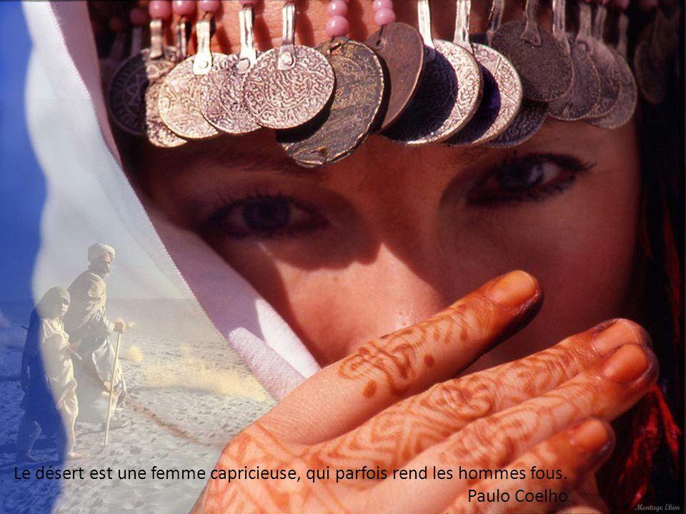 Les habitants du désert font voeu de ne pas manger de poisson. Johann Wolfgang von Goethe