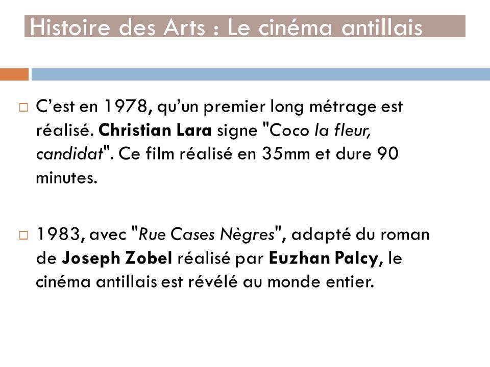 Cest en 1978, quun premier long métrage est réalisé. Christian Lara signe