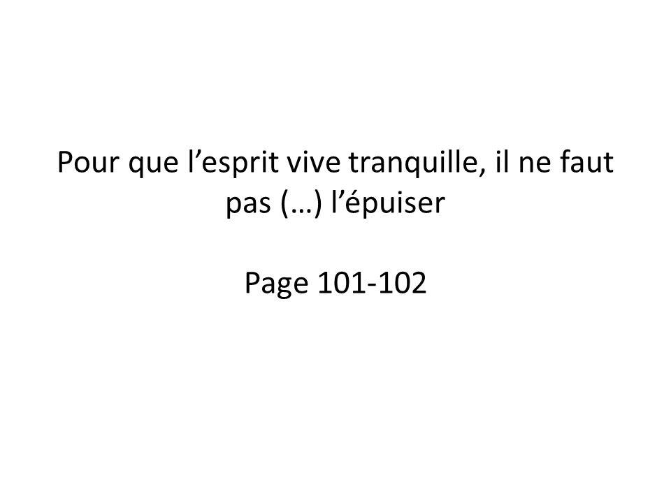 EMPATHIE Sénèque explique ce que la langue française daujourdhui appelle « empathie ».