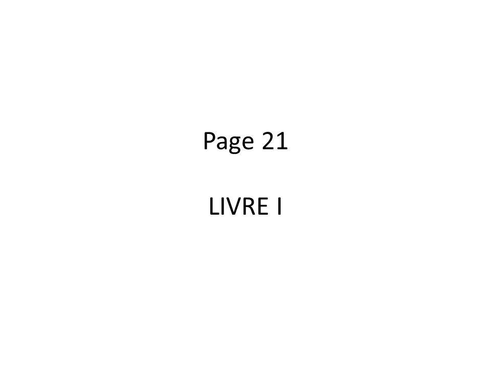 La colère est incapable de distinguer le vrai du faux Page 21
