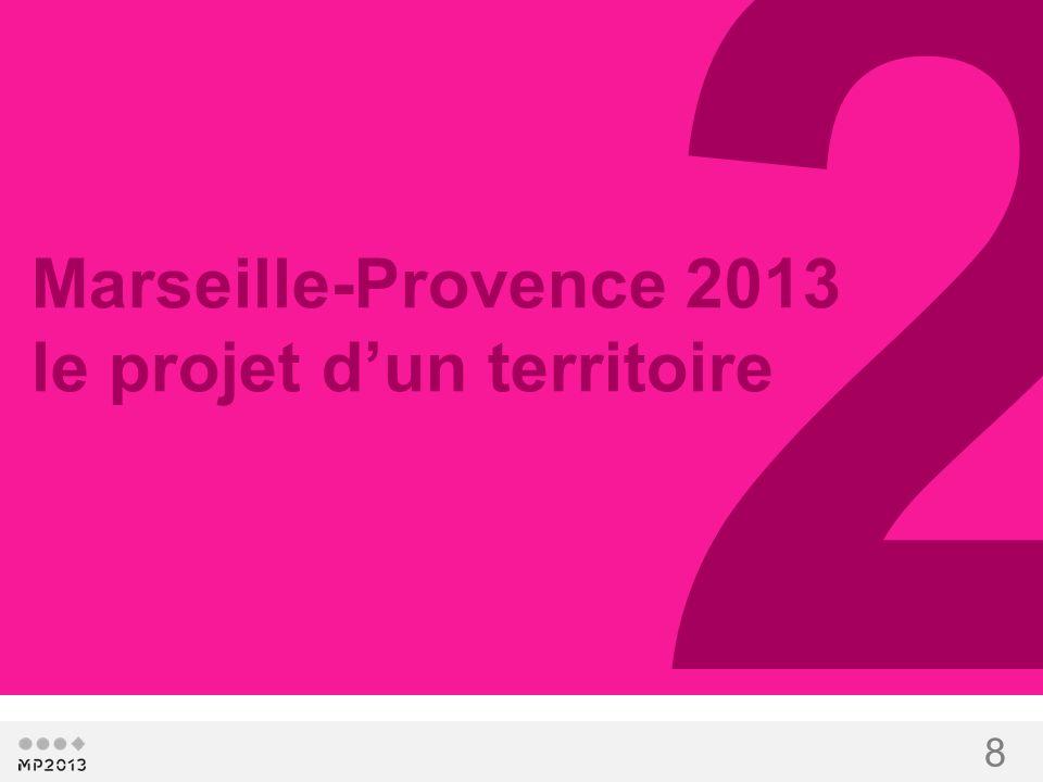 8 2 Marseille-Provence 2013 le projet dun territoire