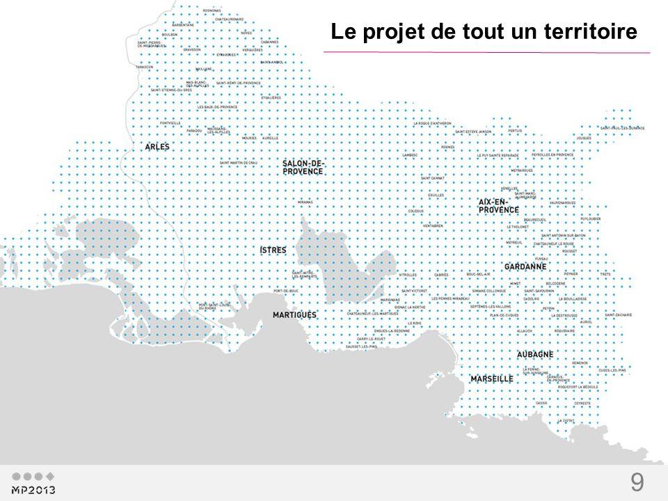 9 Le projet de tout un territoire