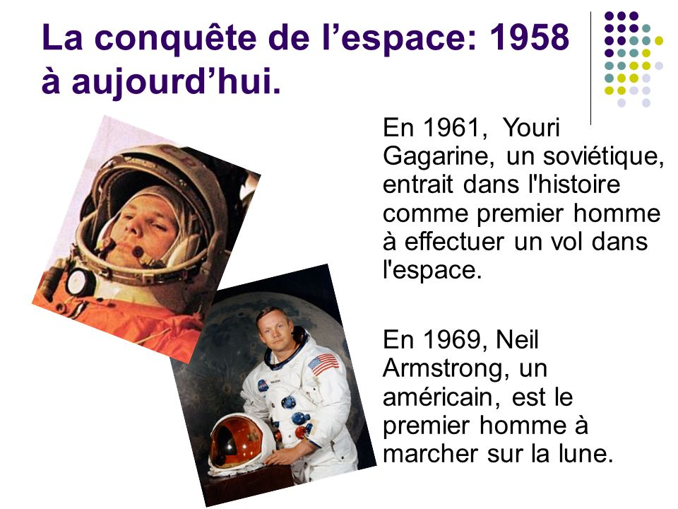 Quelques navettes spatiales Columbia 1981-2003 Discovery Toujours en service Challenger 1983-1986
