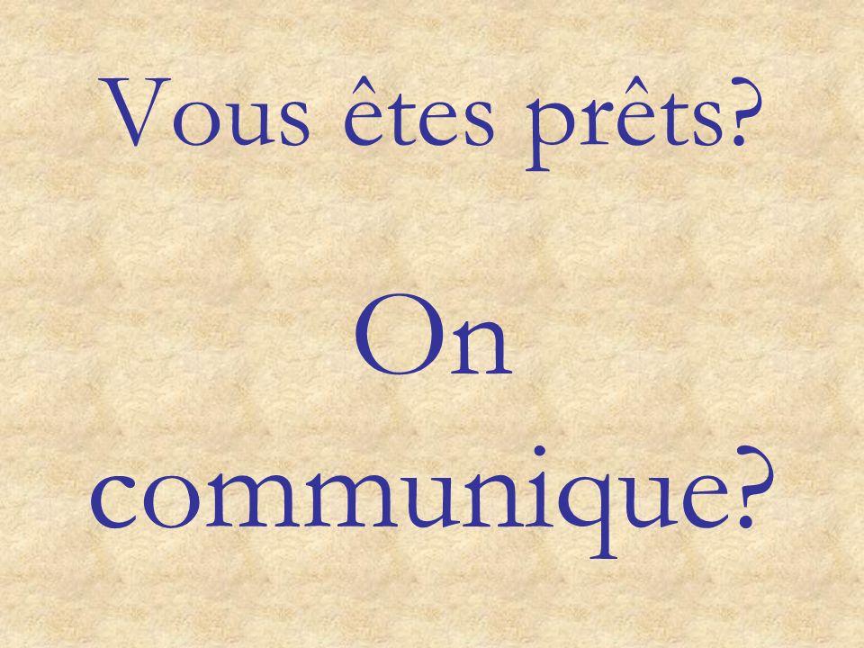 Apprendre lheure en français… …cest pas compliqué!!
