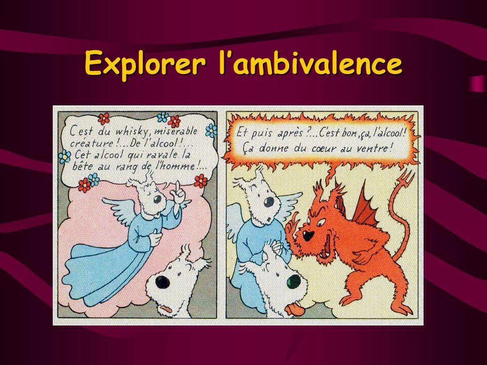 Explorer lambivalence