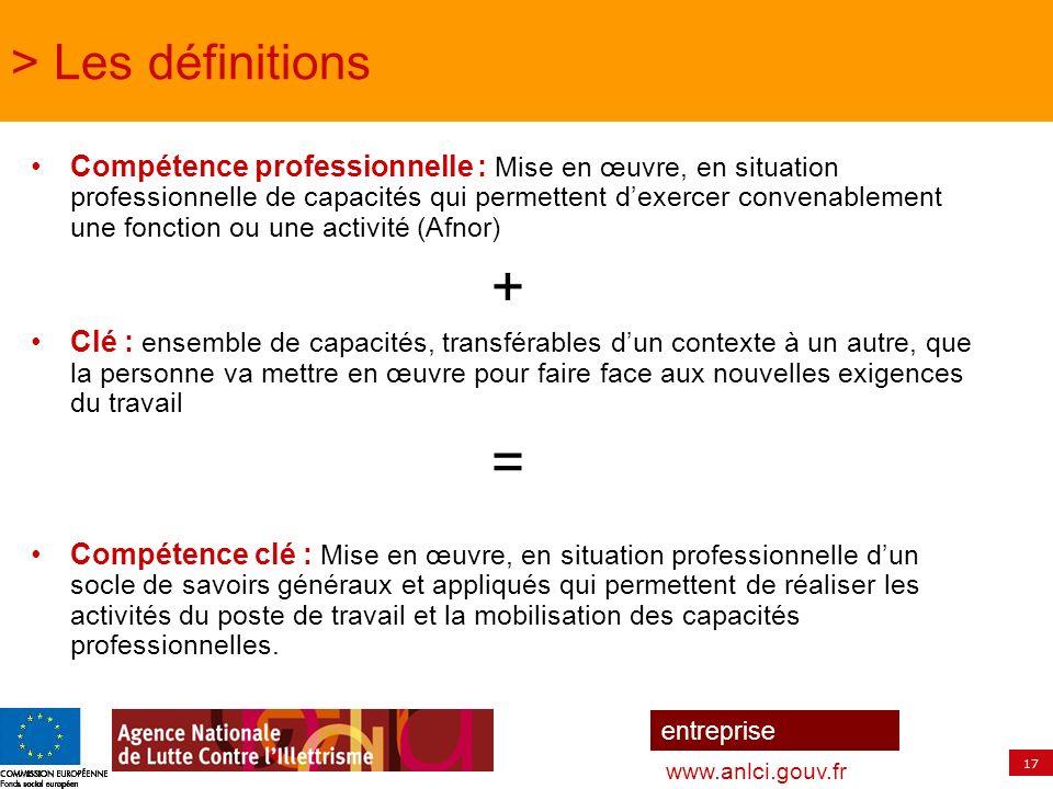 18 entreprise www.anlci.gouv.fr > Quest-ce que le Référentiel CCSP .