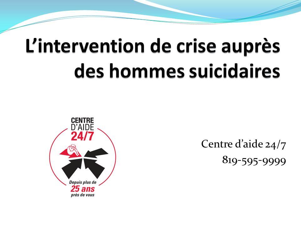 Centre daide 24/7 819-595-9999