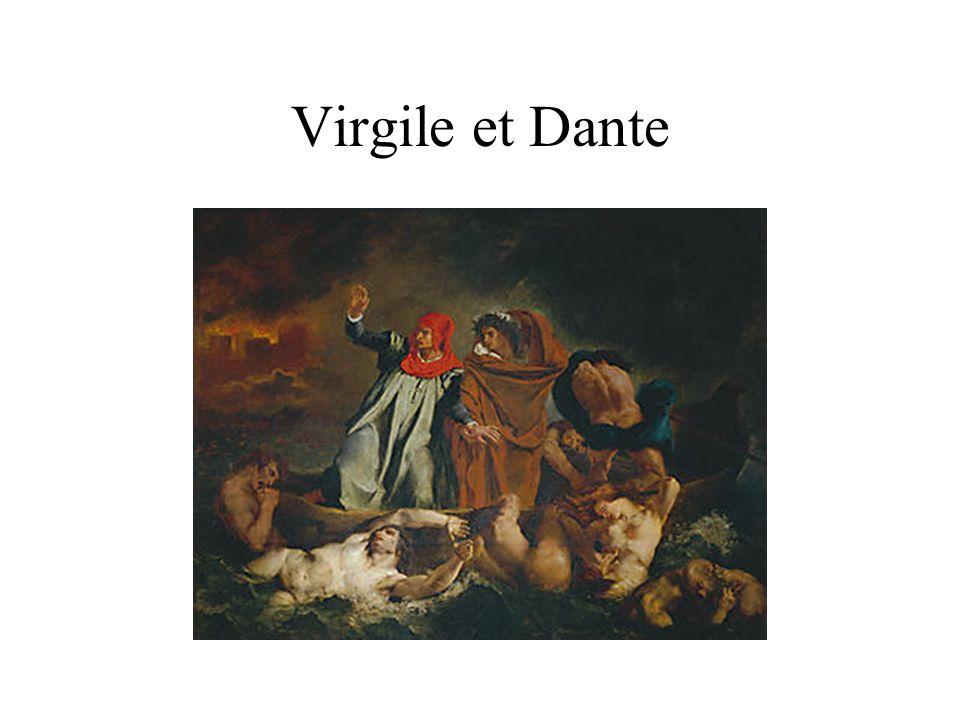 Virgile et Dante