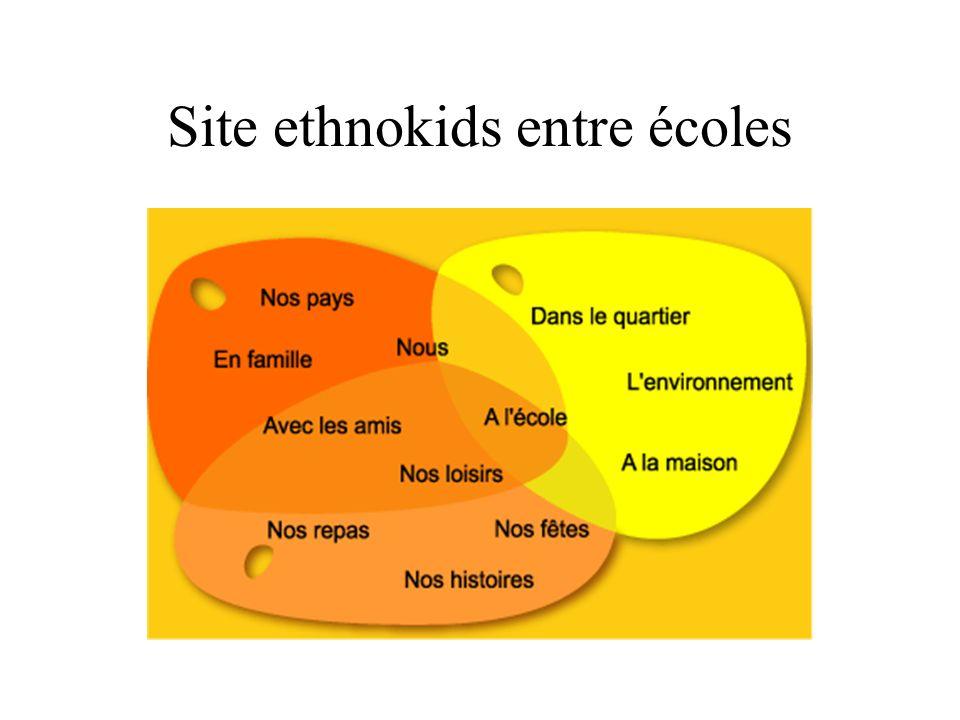 Site ethnokids entre écoles