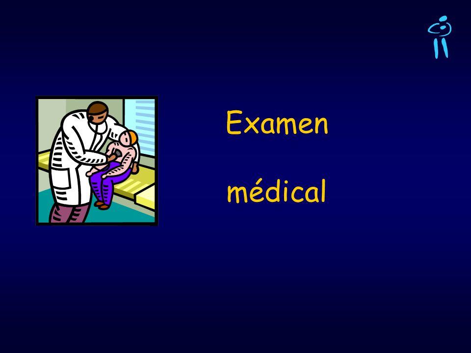 Examen médical