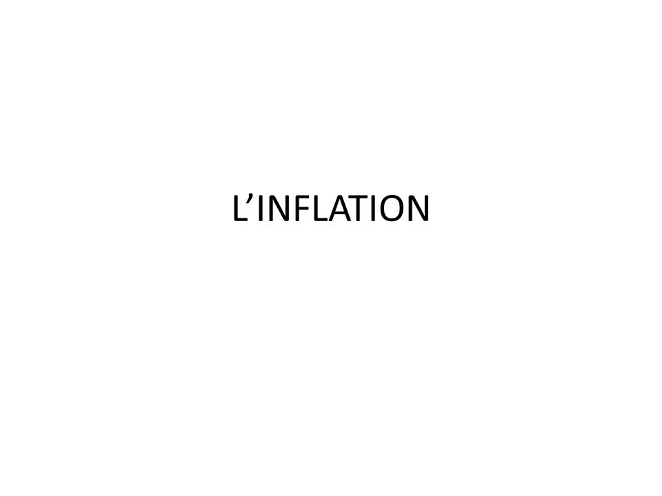 LINFLATION
