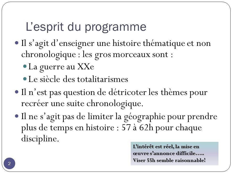 Thème 5.les Français et la République 15-16 h Thème 5.