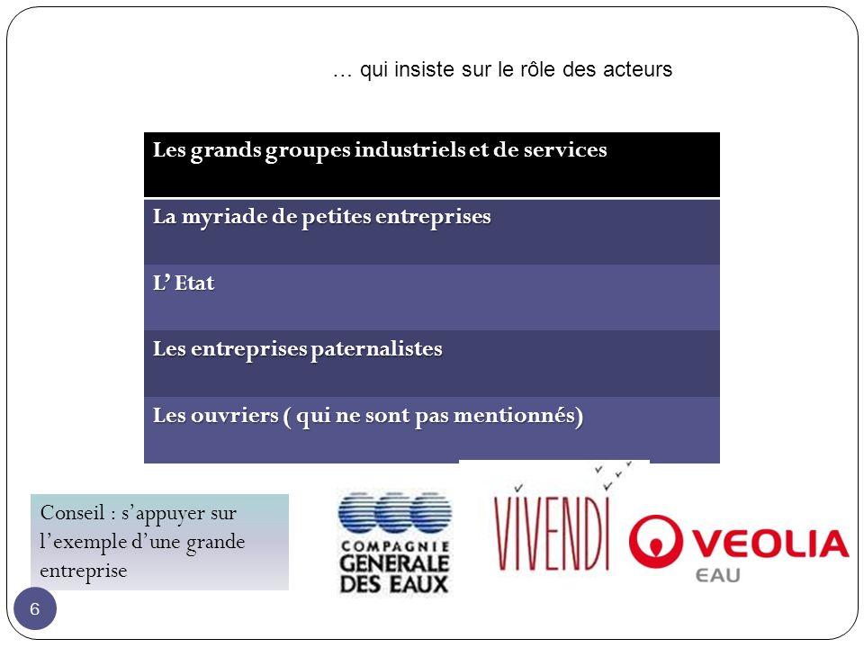 Une très grande entreprise industrielle française http://www.michelin.frhttp://www.michelin.com