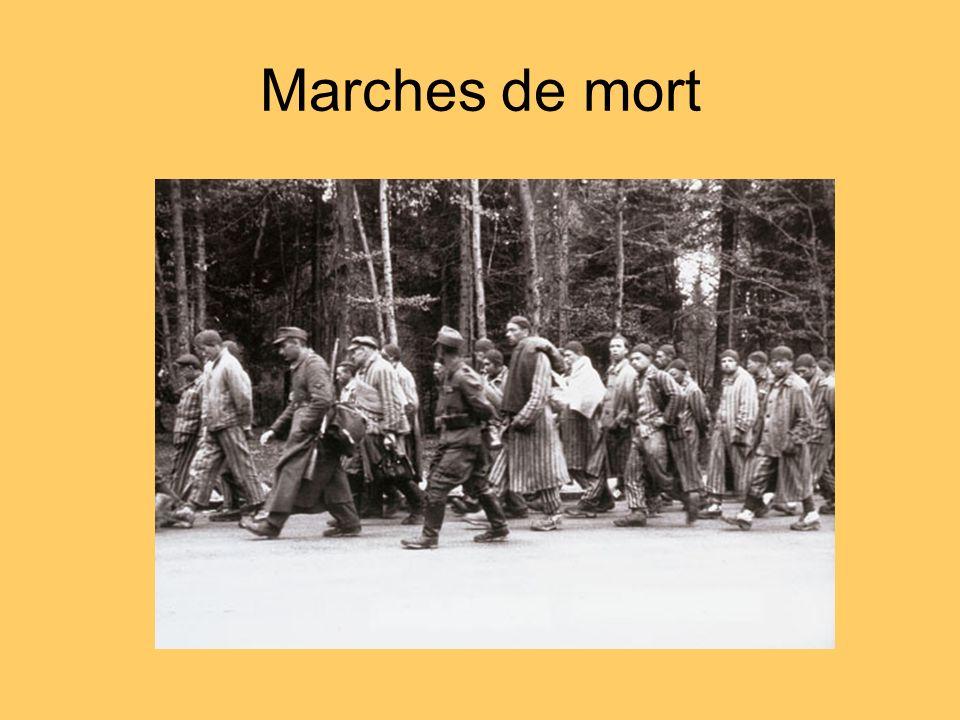 Marches de mort