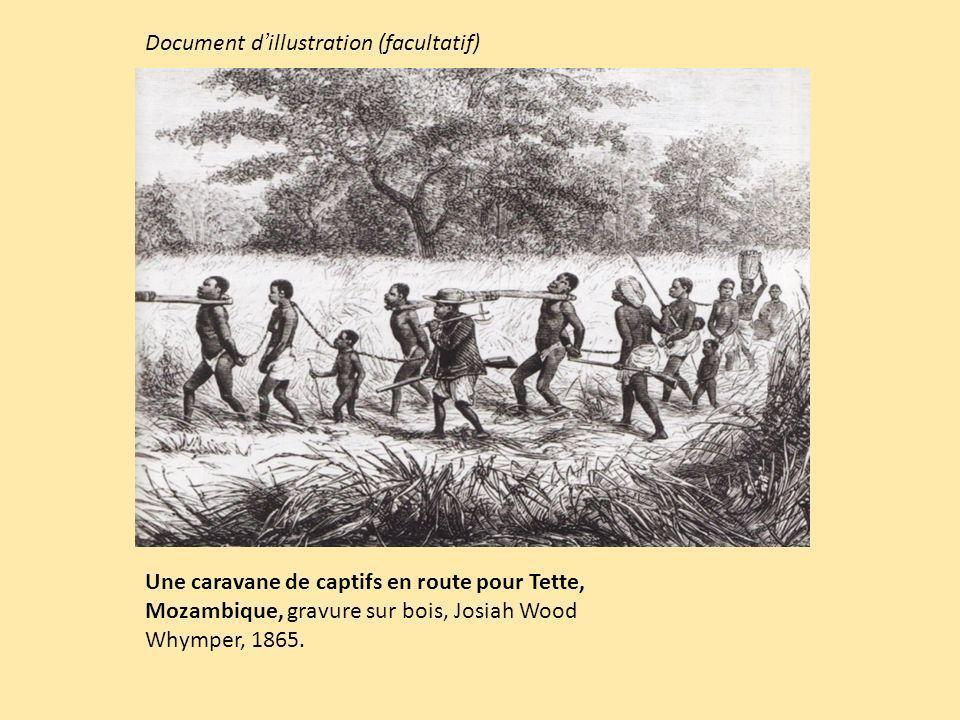 B. Le troc des captifs Doc.4:Marchandises échangées contre un captif. 4 fusils boucaniers Ou 30 bassins de cuivre Ou 9 onces de gros corail Ou une cai