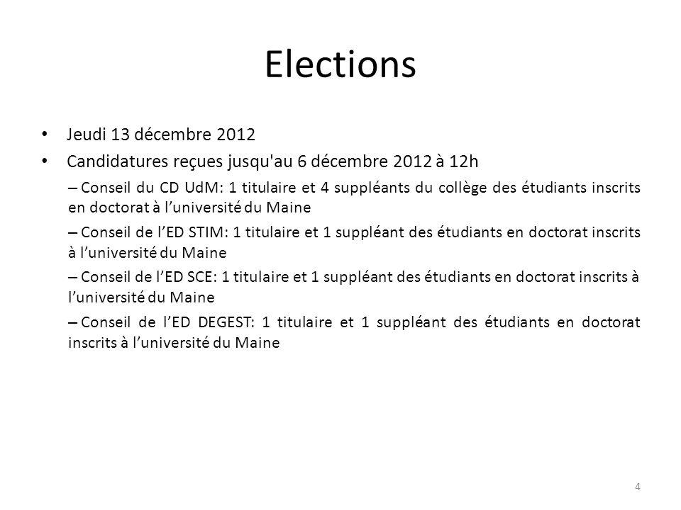 Comités de suivi de thèse (CST) Convention 2008-2011 des ED (exceptée P.