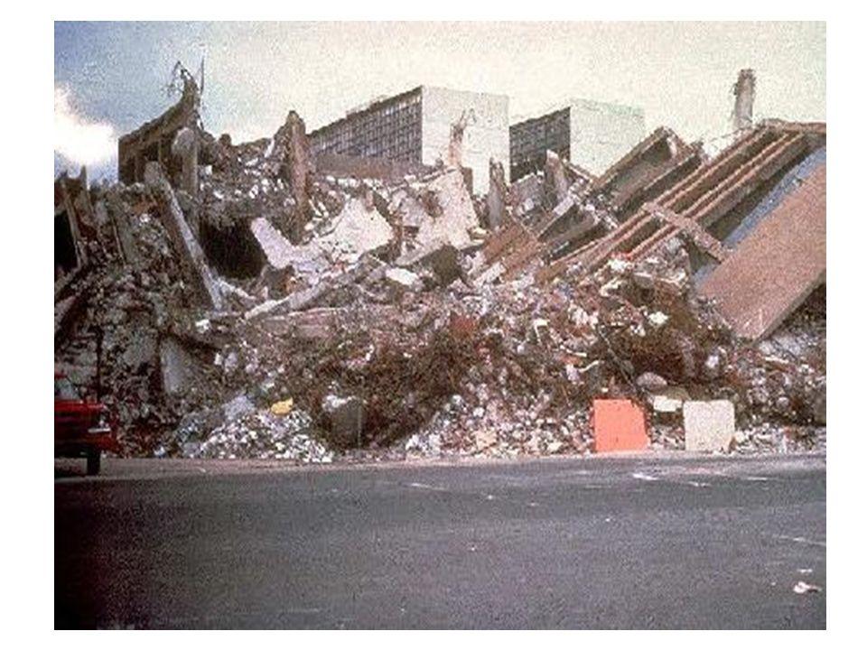 3- Constructions anti sismiques A) Les objectifs principaux de la construction parasismique sont de : - Prévoir les conséquences potentielles des tremblements de terre.