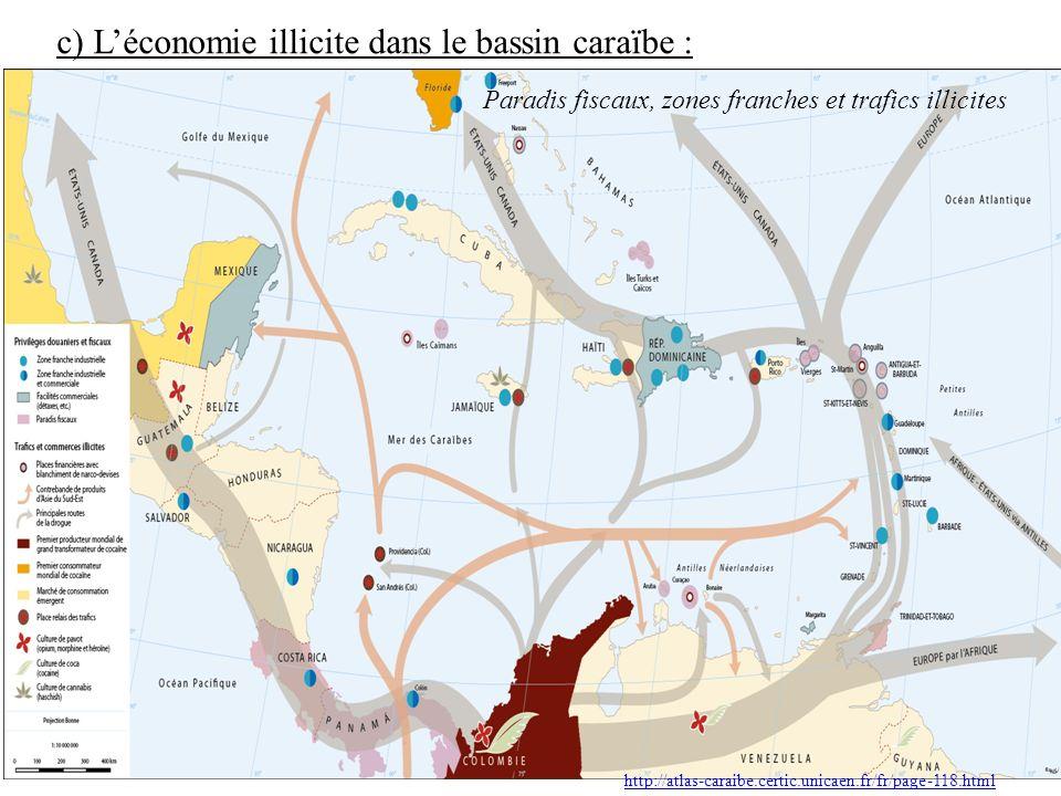 Surface (km²) Population (1 000 hab.) Services financiers (% du PNB) Recettes touristiques (% du PNB) Multinationales (nombre de sièges) Entreprises (nombre) Bahamas13 500331153015642 616 Îles Caïmans2605214171 13072 000 Îles Vierges britanniques 1502345 244619 916 Panamá76 0003 35079125369 652 Des territoires de services Sources : Chavagneux et all.