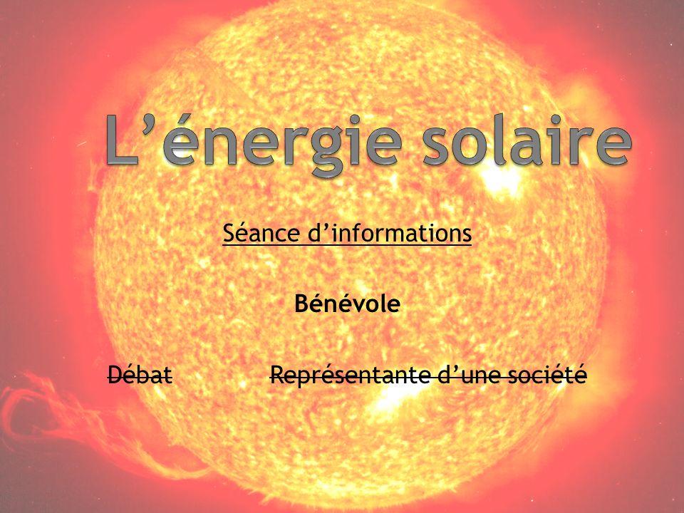 Système tradiditionnel Système photovoltaïque Production < consommationProduction = consommation Toujours utilisation du réseau MAIS en moindre quantité