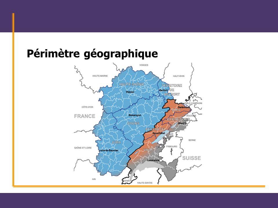Périmètre géographique