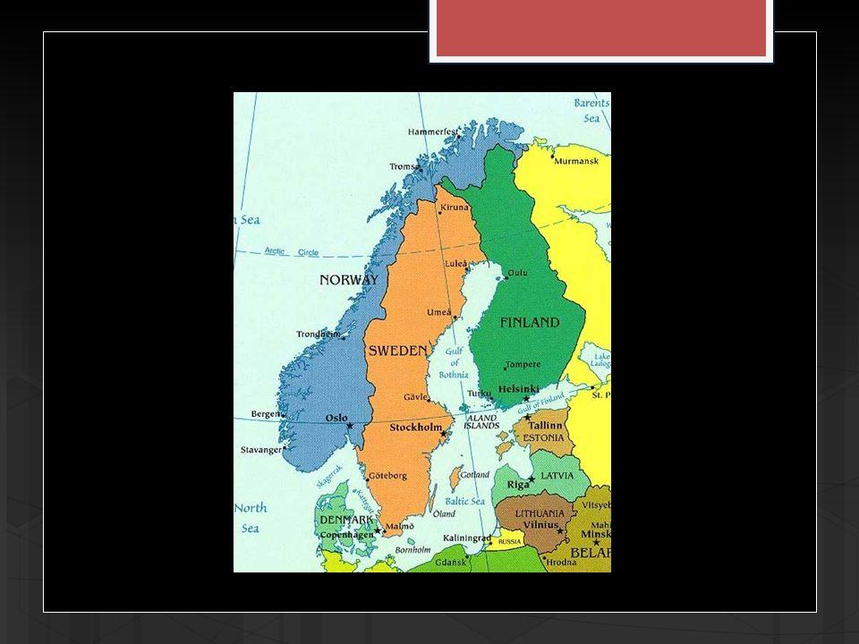 Suède: lappel du sud Les années 1930.