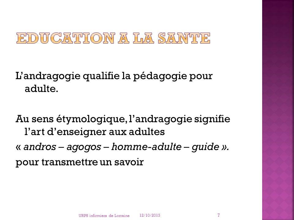 12/10/2013 28 URPS infirmiers de Lorraine