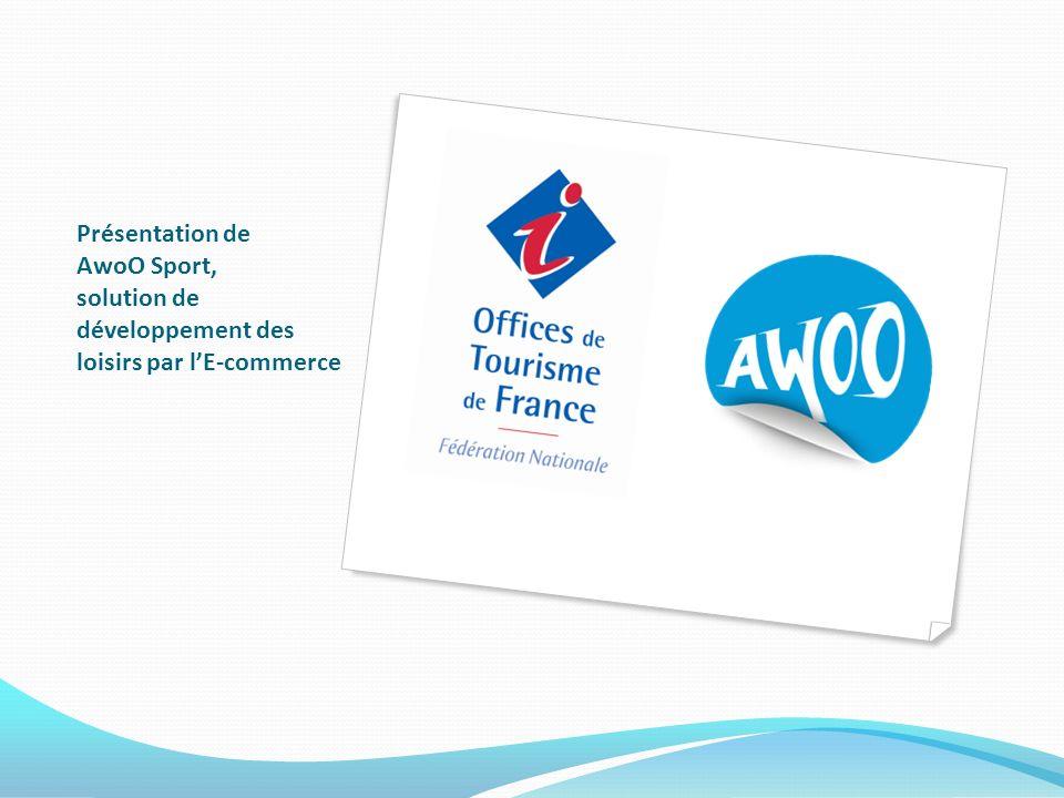 Présentation de AwoO Sport, solution de développement des loisirs par lE-commerce