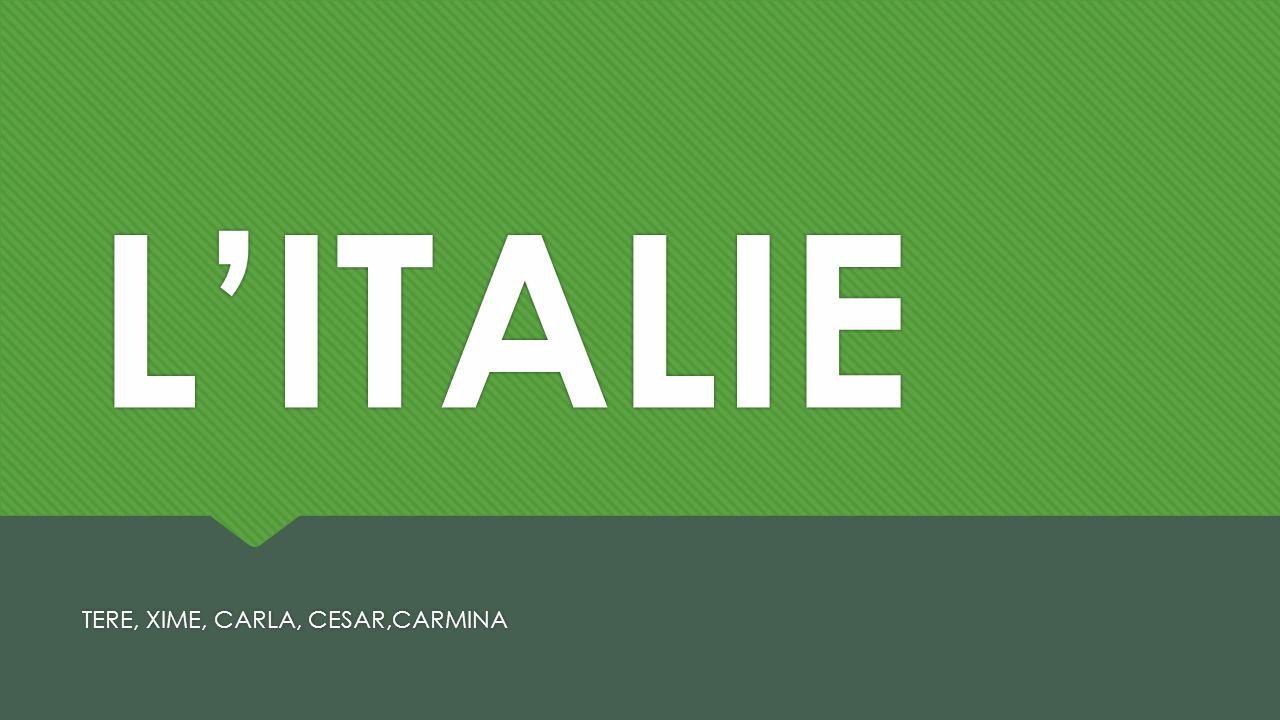 LITALIE TERE, XIME, CARLA, CESAR,CARMINA