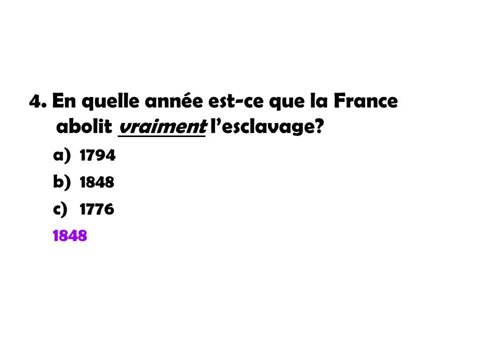 5.Est-ce quHaïti a une culture où les arts français et africains fusionnent ou restent séparés.