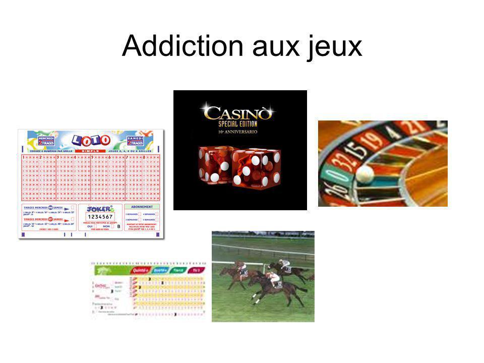 Addiction aux jeux