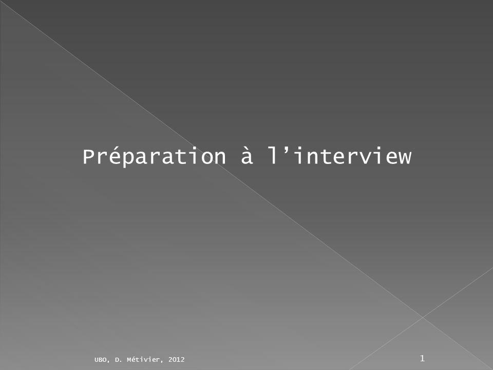 Radio = média de limmédiateté Voix = image Aller directement à lessentiel UBO, D. Métivier, 2012 22
