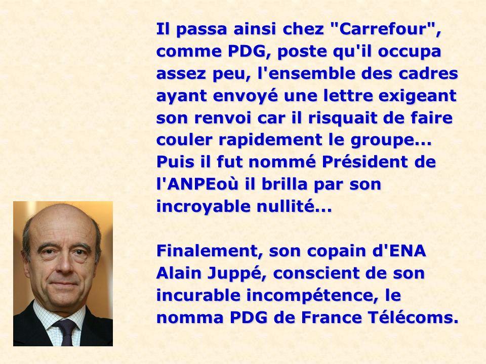 FRANCE TELECOMS Michel Bon, un énarque bien connu dans le monde des affaires sous le pseudo de Michel Bon, un énarque bien connu dans le monde des aff