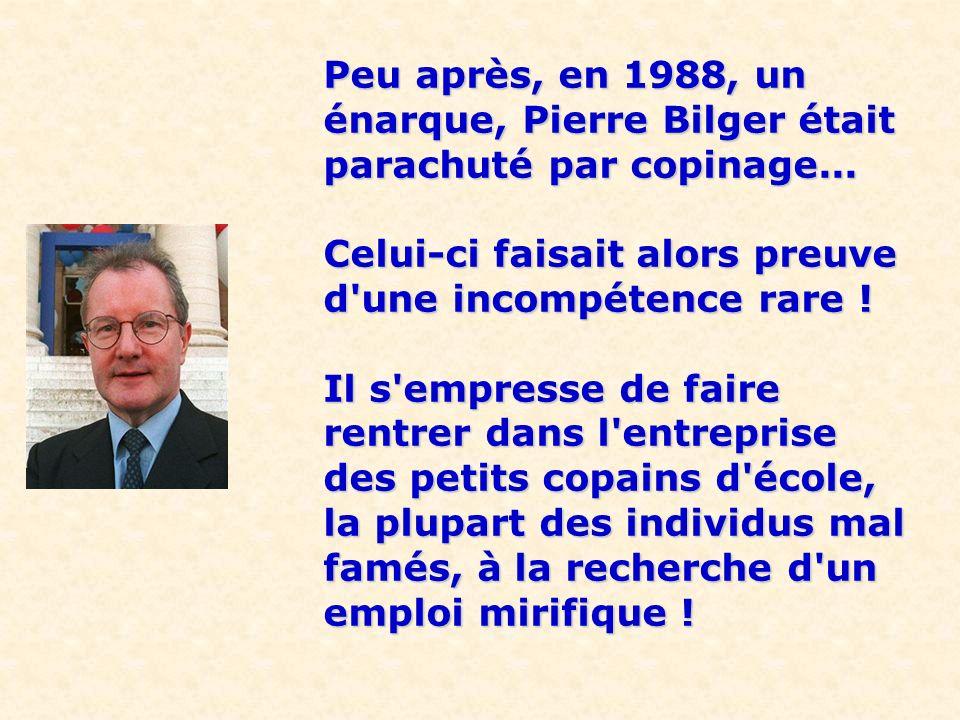 La direction était assurée par La direction était assurée par Pierre Suard, extrêmement compétent, qui sut développer considérablement l'entreprise. M