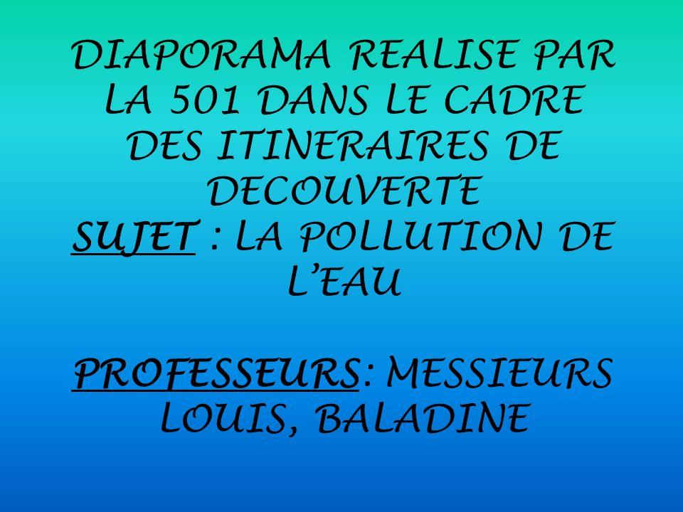 Les voitures ça polluent Toujours à chemin neuf les voitures sources de pollution !
