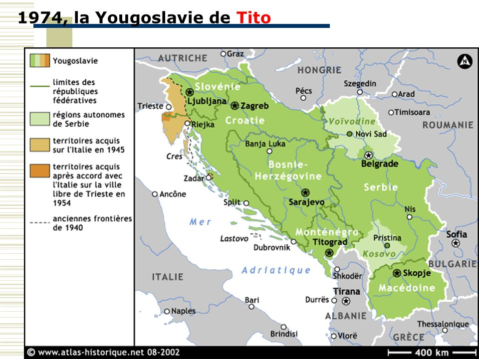 1974, la Yougoslavie de Tito